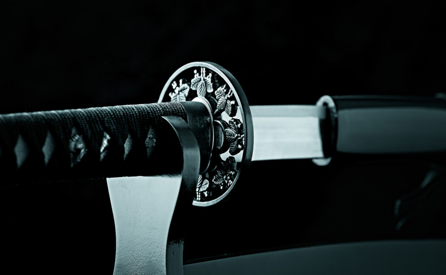 Samurai Sword Anatomy: What are the  Basic Katana Parts?