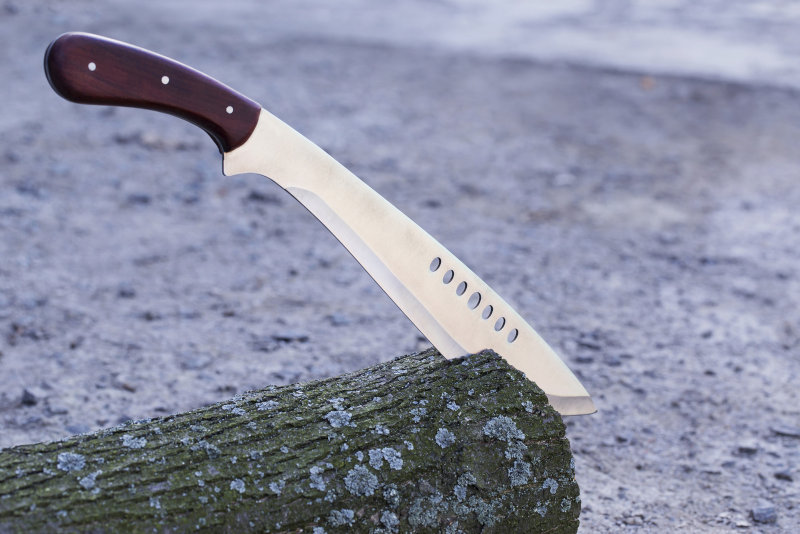 Is the Kukri Better than the Axe?