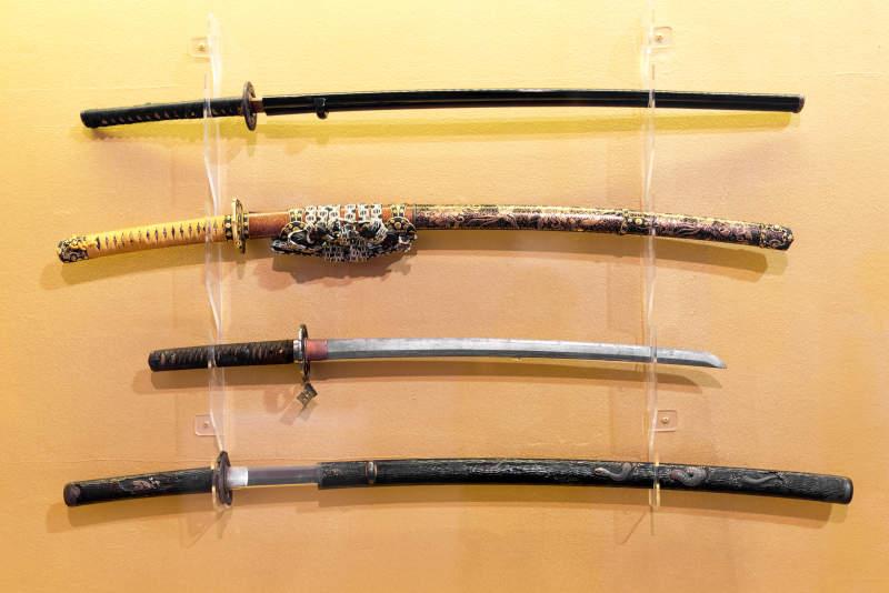 Nihonto, Daito, Wakizashi, Tanto
