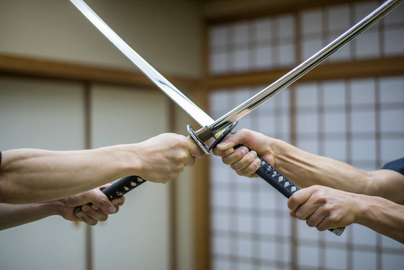 Katana Strengths and Weaknesses