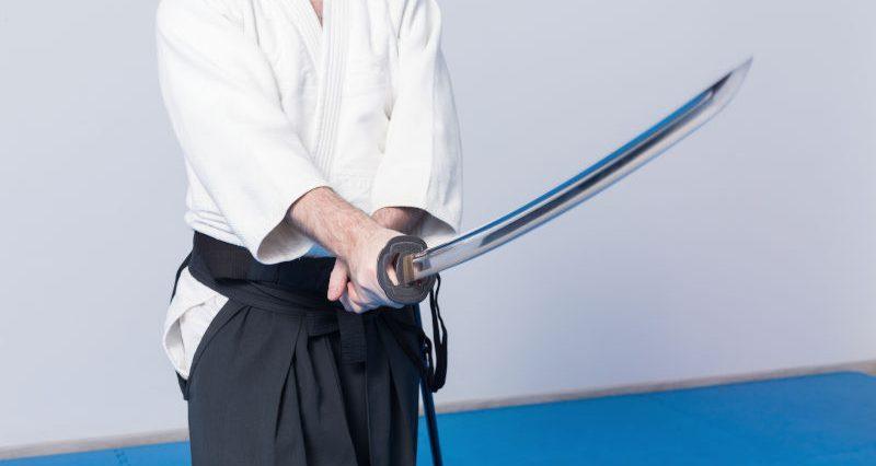 How to Slash Cut with Samurai Sword
