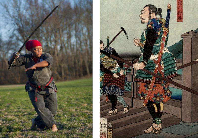 Nodachi vs Odachi Swords