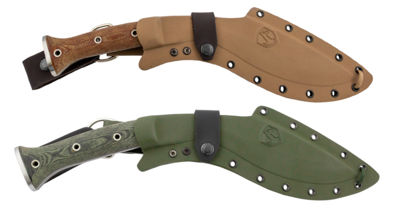 Condor Kukri Military and Desert Design