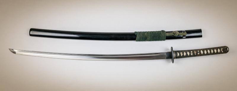 Katana vs Odachi